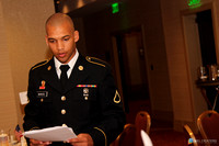 2d Medical Brigade Dining Out 8-4-2012